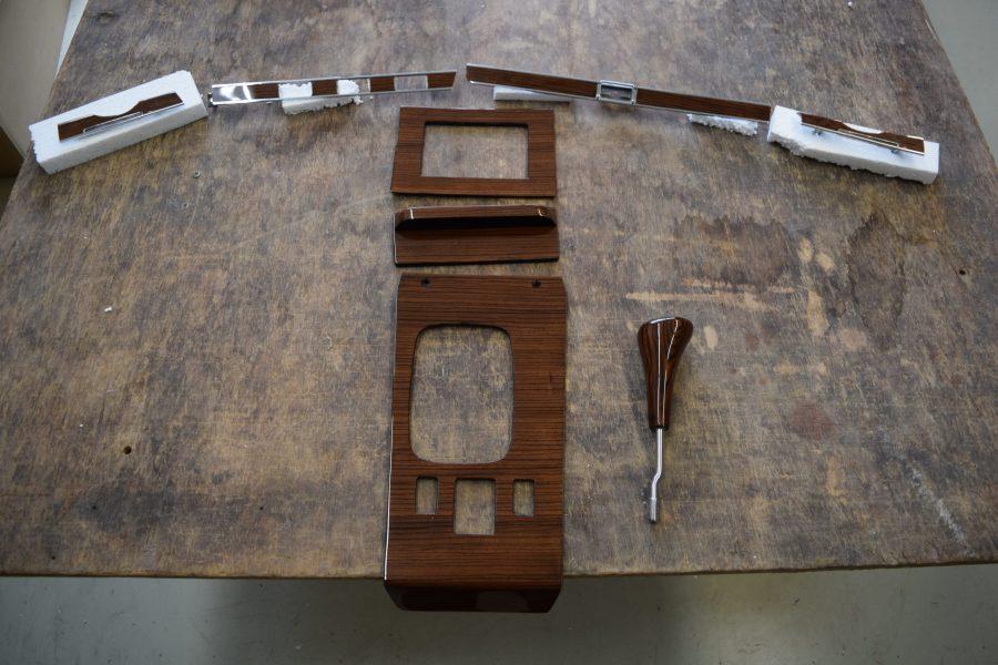 Holzsatz W107
