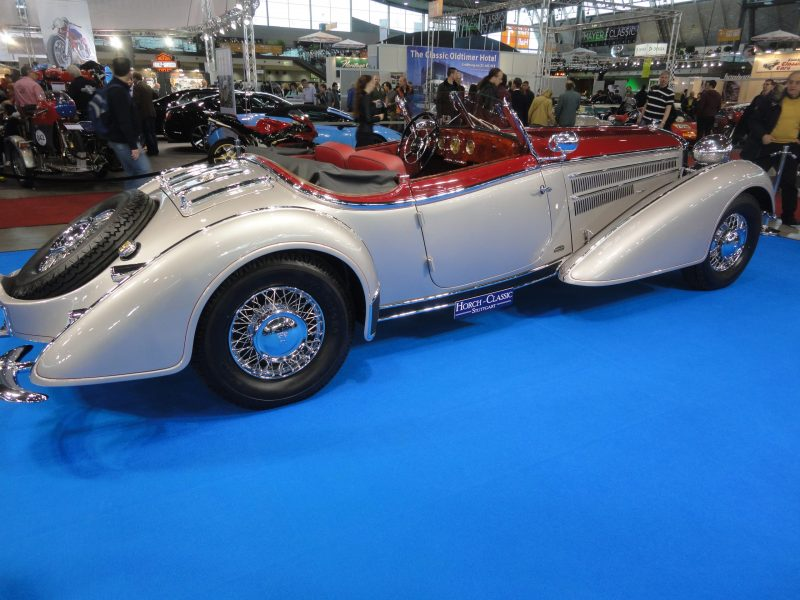 Horch 855 Spezial Roadster.