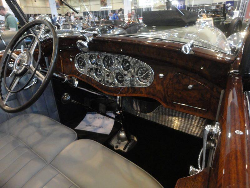 Mercedes W07, 770K, Bj. 08-1939